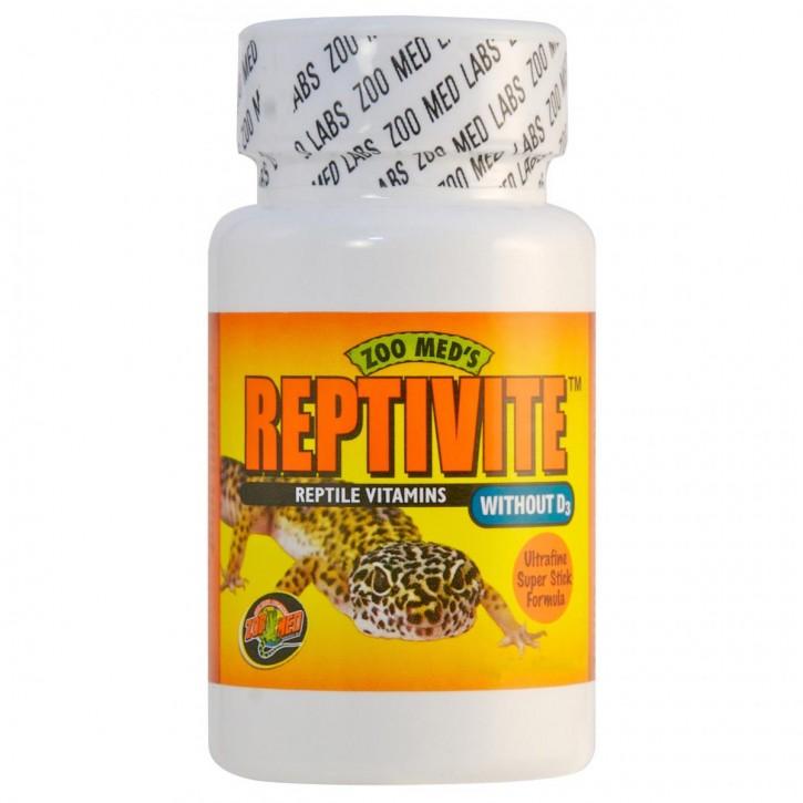 Reptivite ein komplettes Präparat mit Vitaminen Mineralien und allen 16 Aminosäuren ohne D3