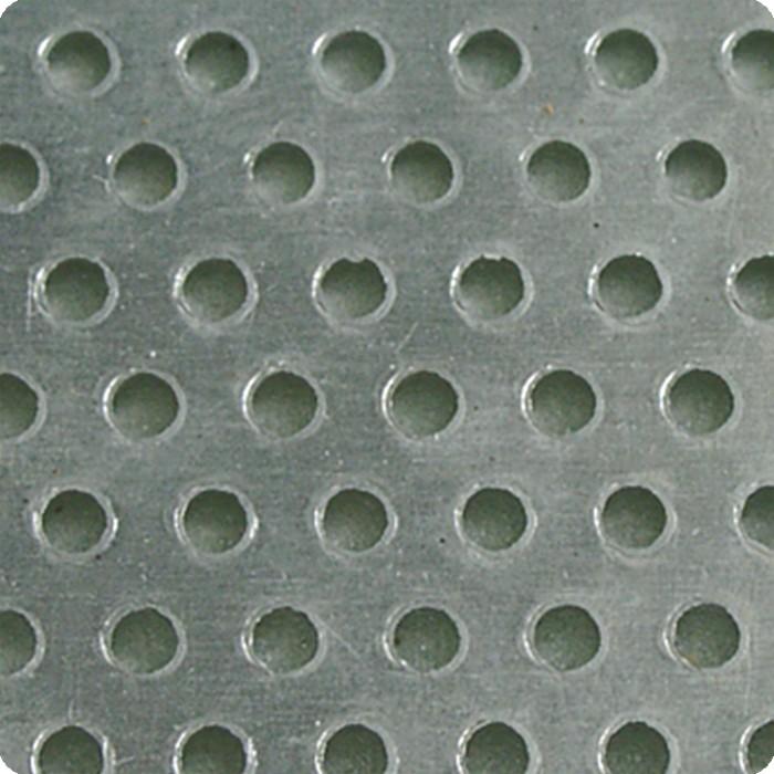 Aluminium Lochblechstreifen in 3 versch. Größen