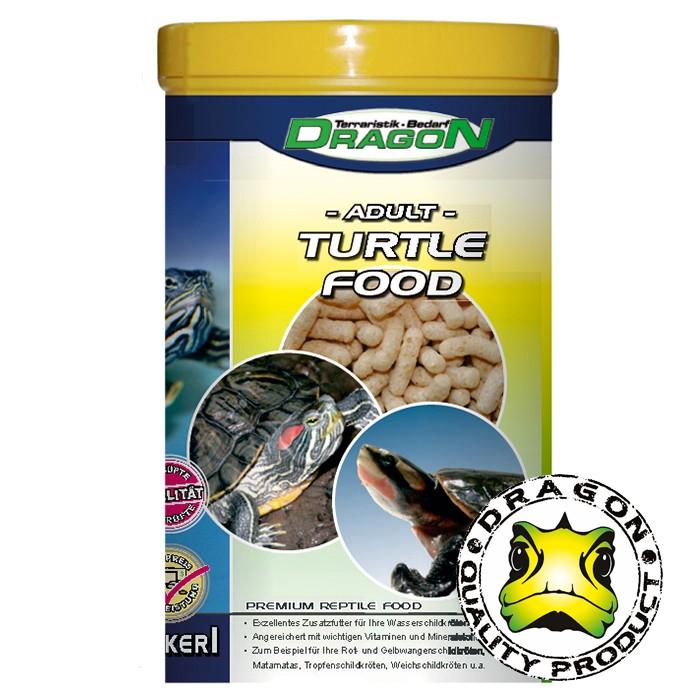 Dragon Aquatic Turtle Food Trockenfutter für junge und ausgewachsene Wasserschildkröten
