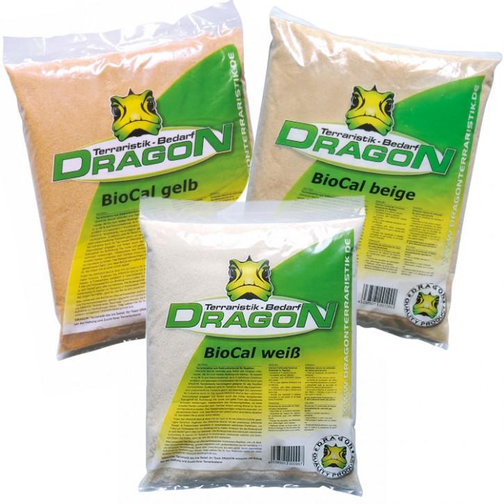 Dragon BioCal Kalziumeinstreu, 3 versch. Farben