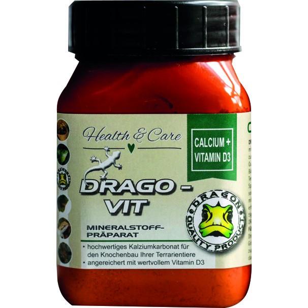 Drago-Vit Calcium + Vitamin D3 in 2 versch. Größen