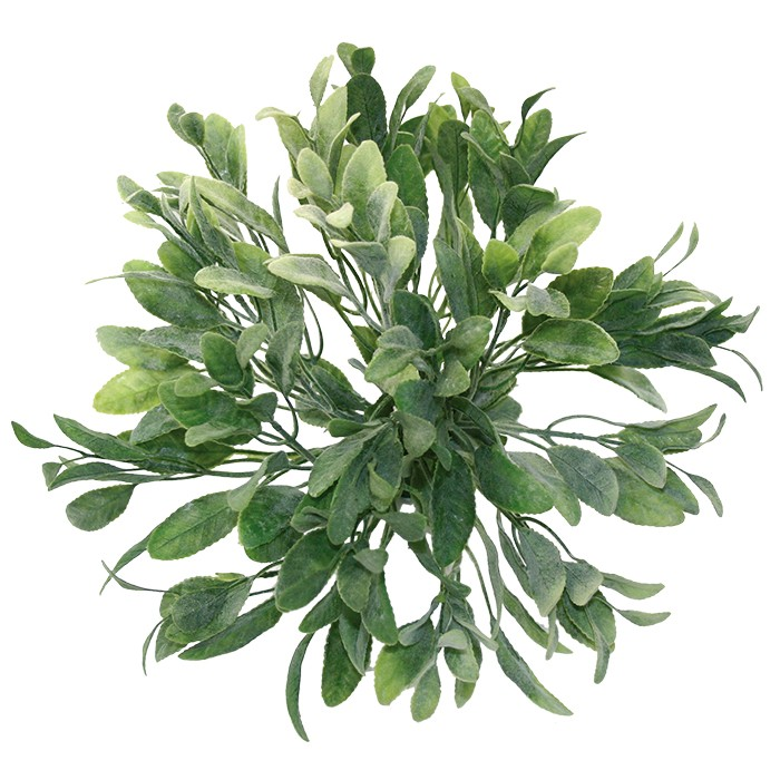 Terrarium Kunstpflanze Cataranthus ca. 26 cm