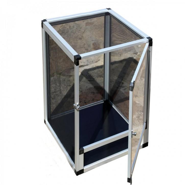 Dragon Alu Cage Aluminiumterrarium Drahtgazeterrarien Terrarium in 7 größen