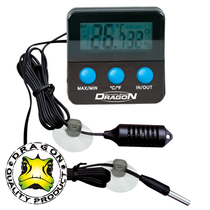 Dragon Digitales Thermo-Hygrometer