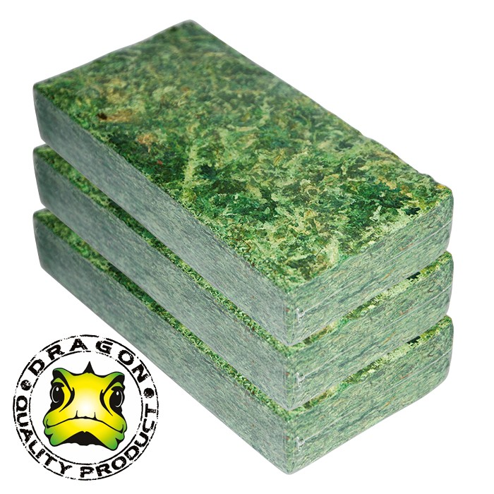 Dragon Sphagnum Moos grün 3 x 100g Brikett