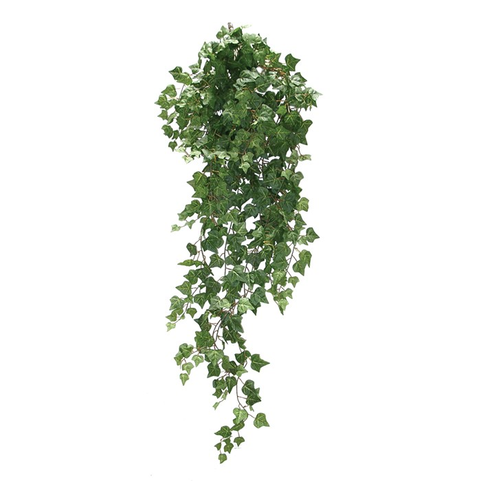 Terrarium Kunstpflanze Efeuranke grün 40 cm