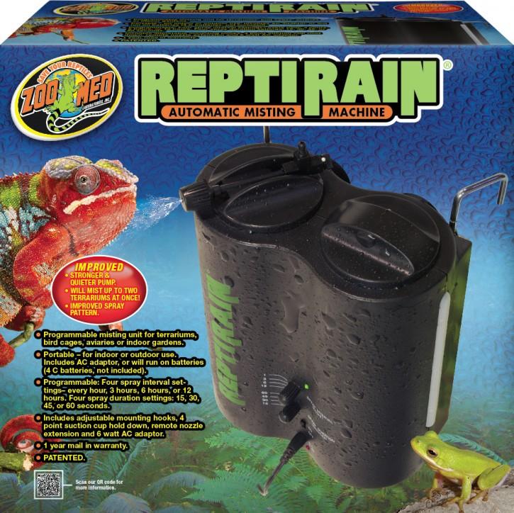 ZooMed Repti Rain Automatic Misting Programmierbare Beregnungsanlage Regenanlage