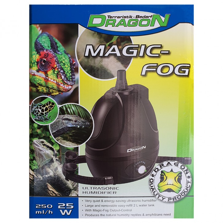 Dragon MAGIC-FOG Ultraschall Vernebler Luftbefeuchter Nebler