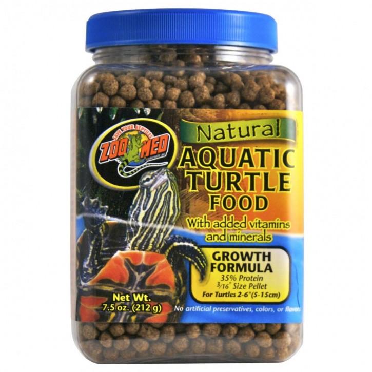 Natural Aquatic Turtle Food - Growth Formula Futterpellets für erwachsene Wasserschildkröten in 4 versch. Größen