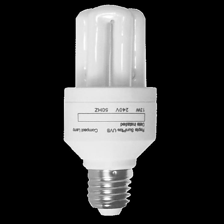 Rept Sun Plus 10.0 Terrarienlampe 13 und 26 Watt E27 Energiesparlampe