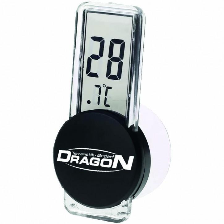 Dragon Digitales Thermometer mit Saugnapf