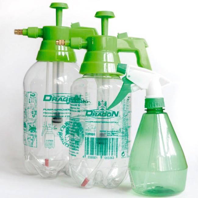 Dragon Pumpsprüher Pumpsprühflasche tragbares Sprühgerät: 2l, 1l, 0,5l