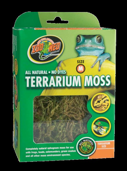 Zoo Med Terrarium Moos XL 3.1 L