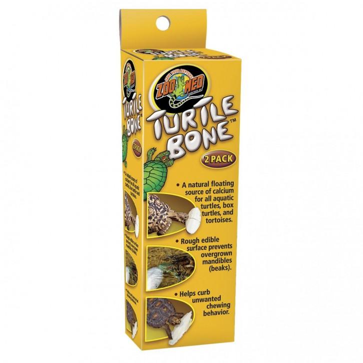 Turtle Bone (2x Cuttlebones) schwimmende Kalziumquelle für alle Arten von Wasserschildkröten und Landschildkröten