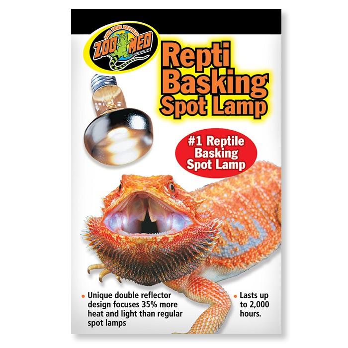 Zoo Med Repti Basking Spot Lamp in 6 versch. Größen Wärmelampe Terrarienlampe