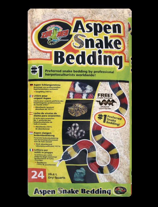 Zoo Med Aspen Snake Bedding 8,8 L