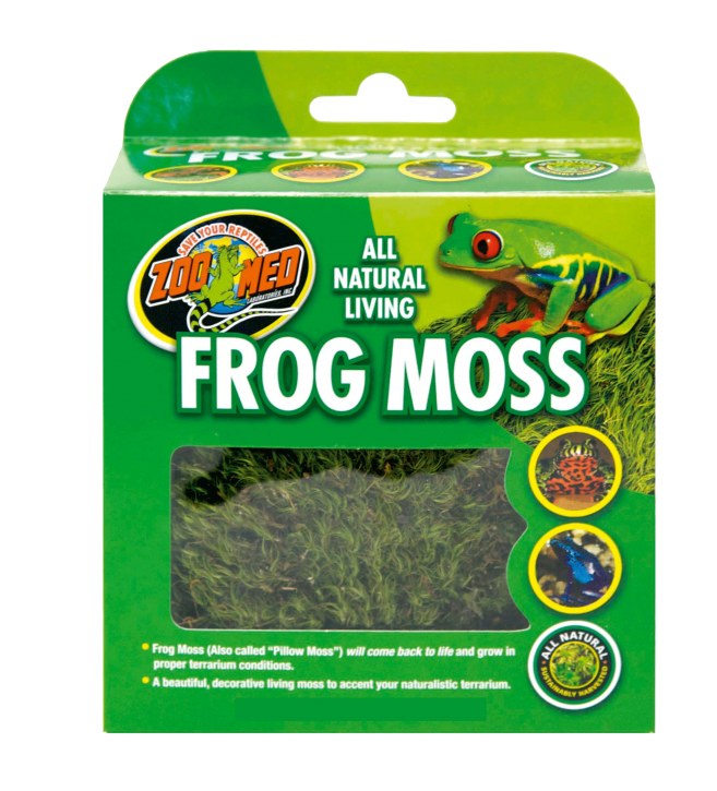 Zoo Med All Natural Frog Moos 1,31 L