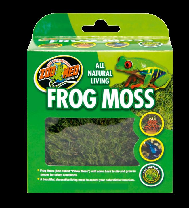 Zoo Med All Natural Frog Moos 1,31 L