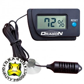 Dragon Digitales Hygrometer