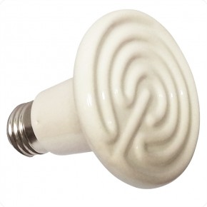 100 Watt Keramik Heizstrahler, E27