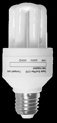 Rept Sun Plus 10.0 Energiesparlampe, 13 Watt, E27