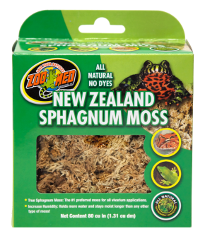 Zoo Med New Zealand Sphagnum Moss 1,31 L