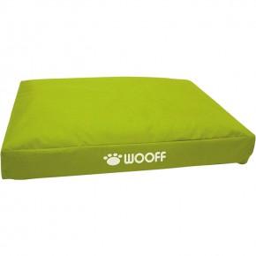 WOOFF allwetter Hundekissen, Green, 110 x 70 x 15 cm