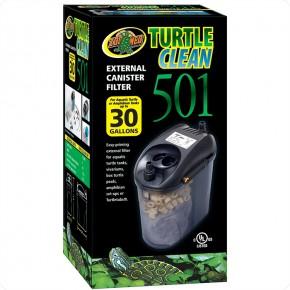 ZooMed 501 Turtle Canister Filter, Schildkröten Außenfilter
