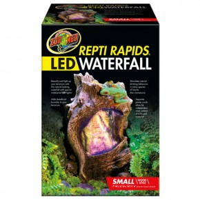 Zoo Med, Repti Rapids LED Waterfall Small Wood