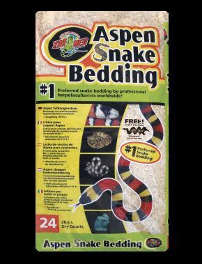Zoo Med Aspen Snake Bedding 4,4 L
