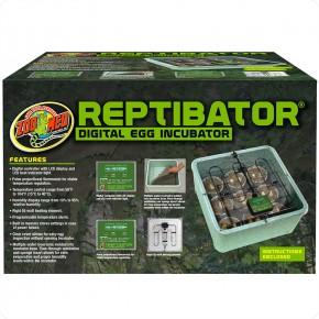 Zoo Med Reptibator, Digitaler Inkubator